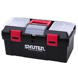 SHUTER Tools Storage Box [TB-905T] - Red/Black